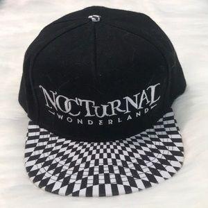 Nocturnal Wonderland Hat Insomniac